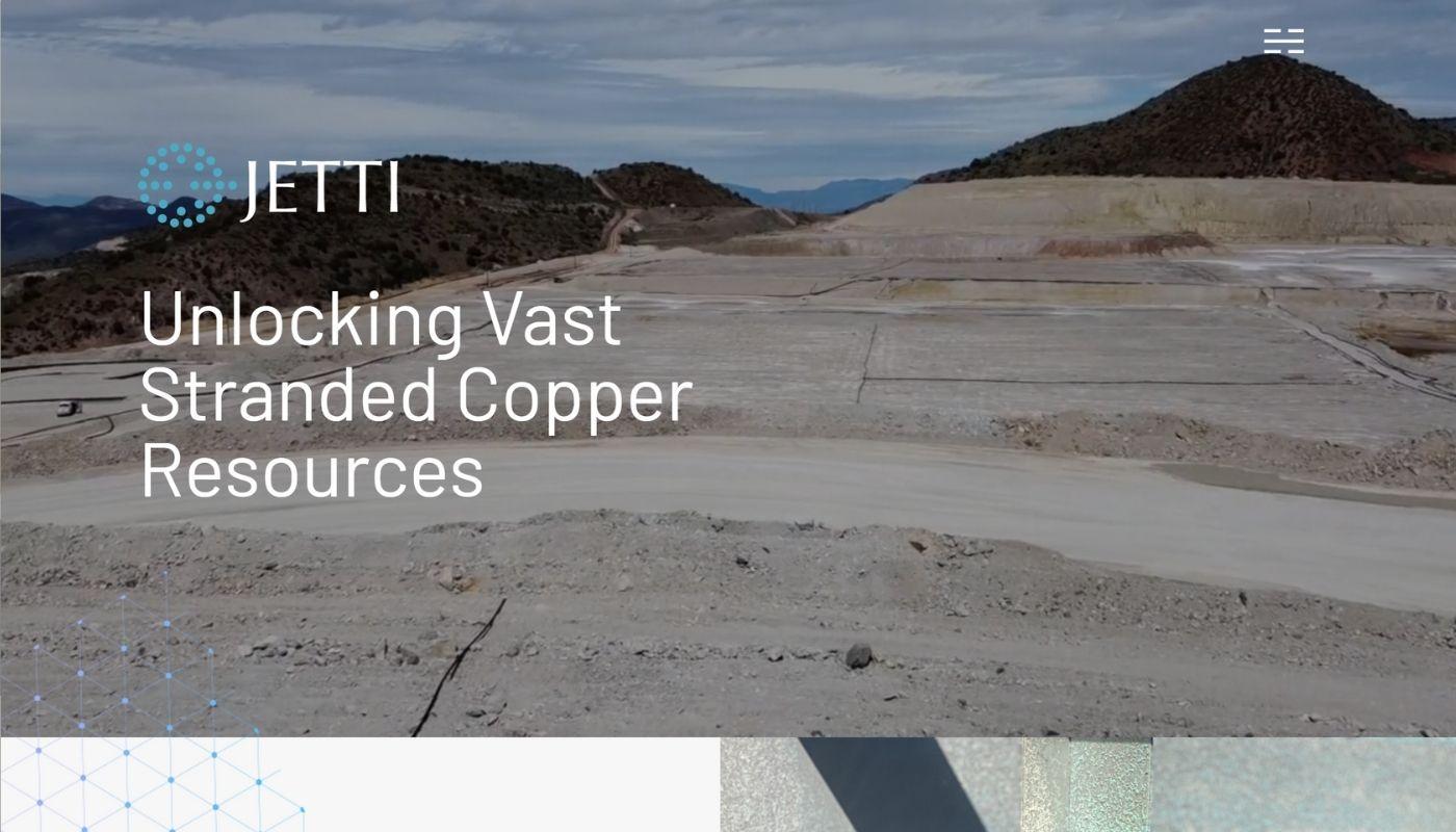 3) Jetti Resources