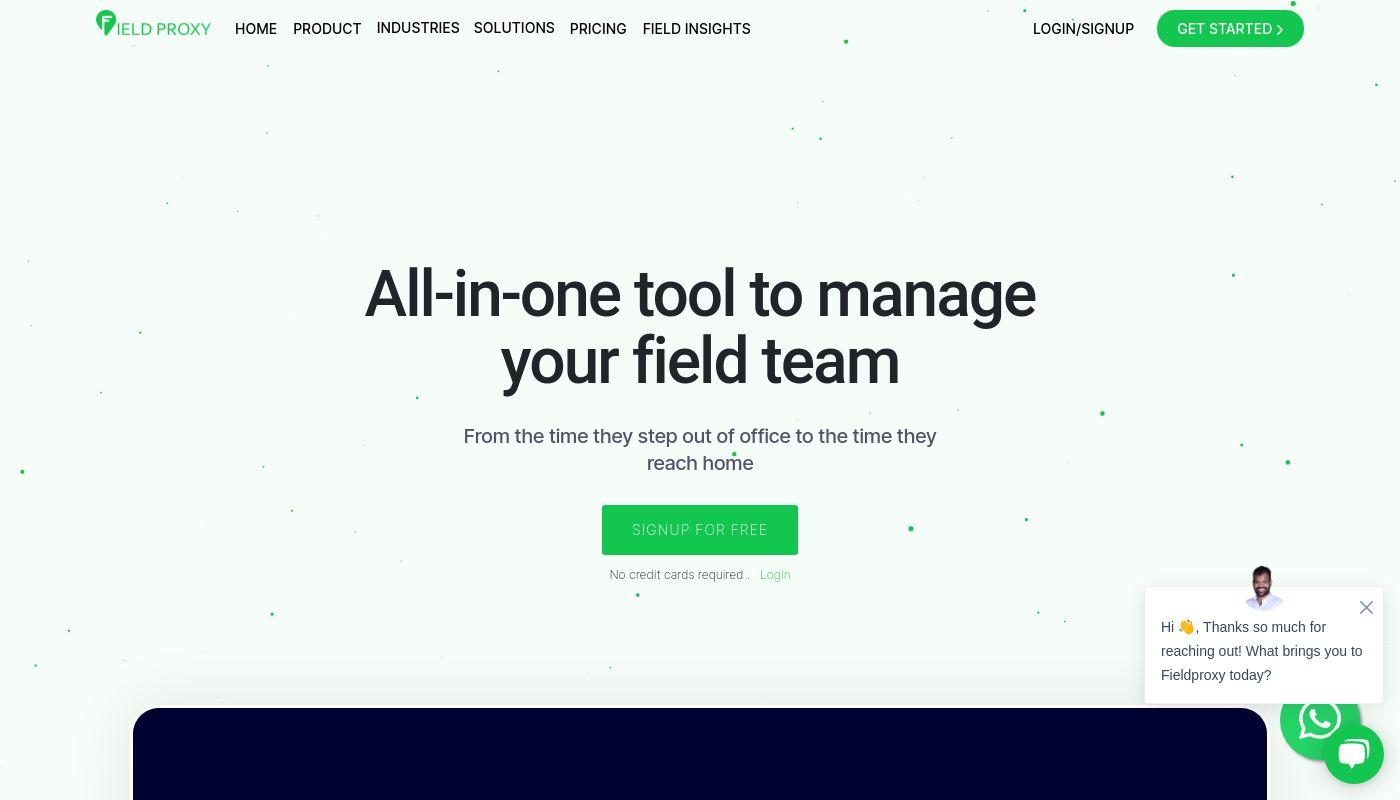 9) Fieldproxy