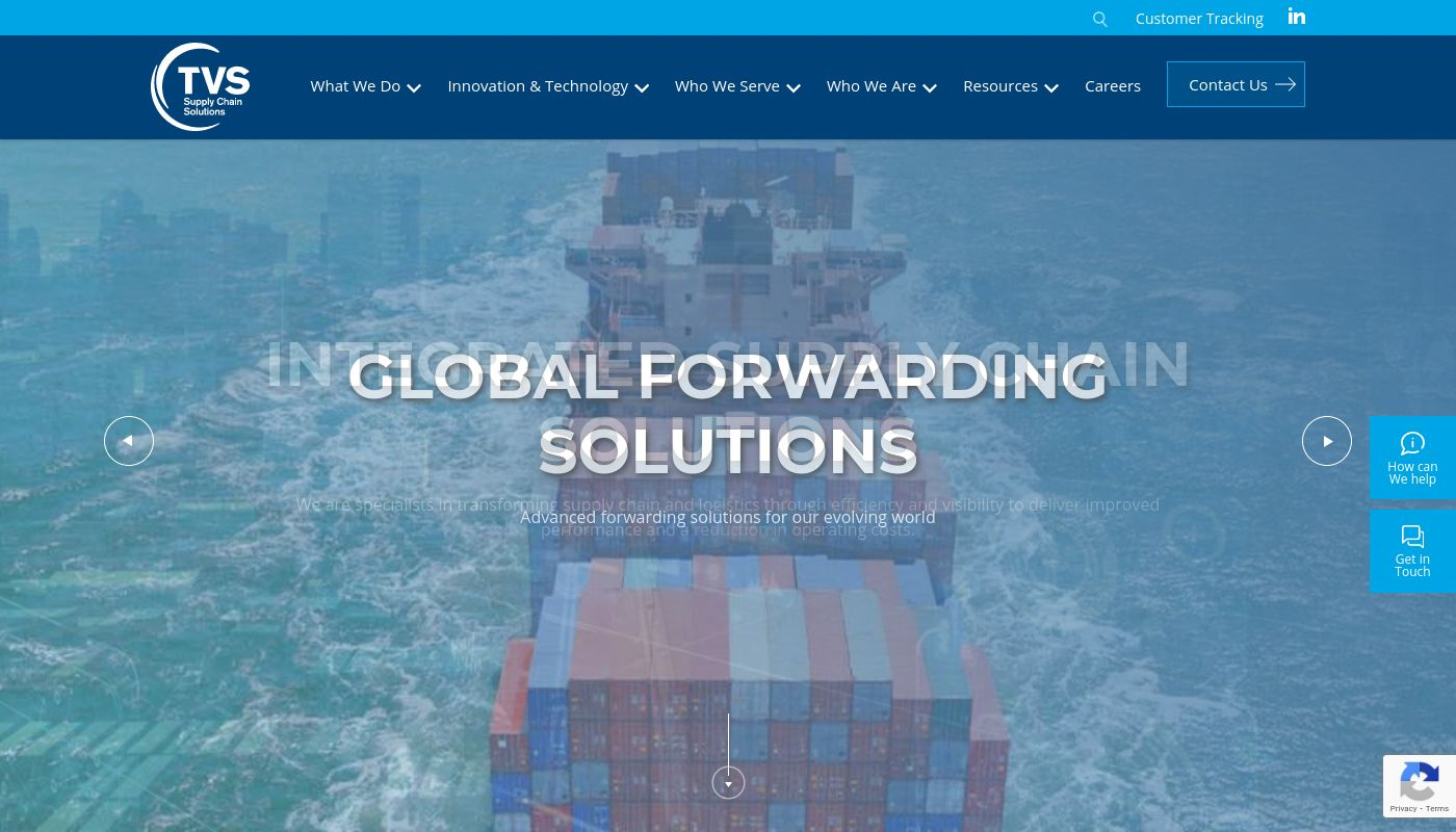 31) TVS Logistics Services