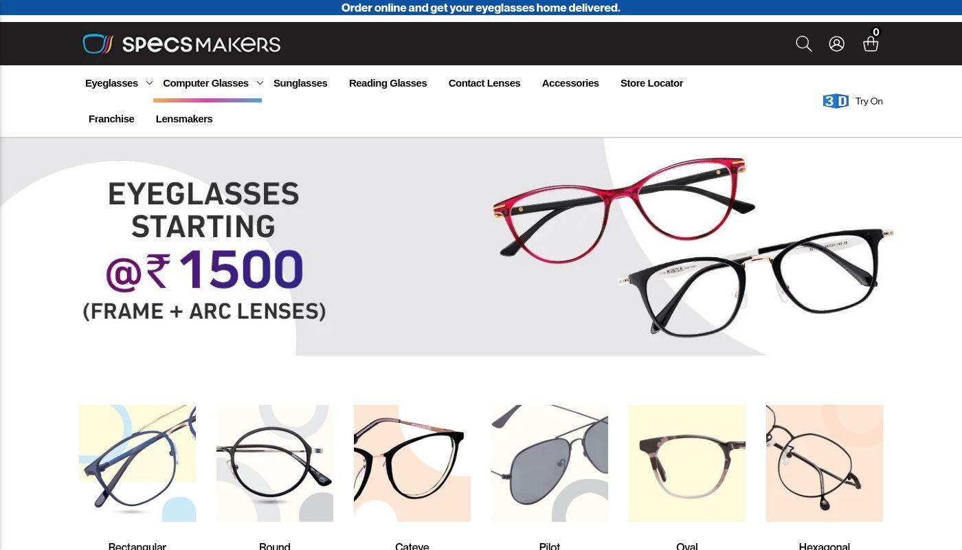 8) specsmakers