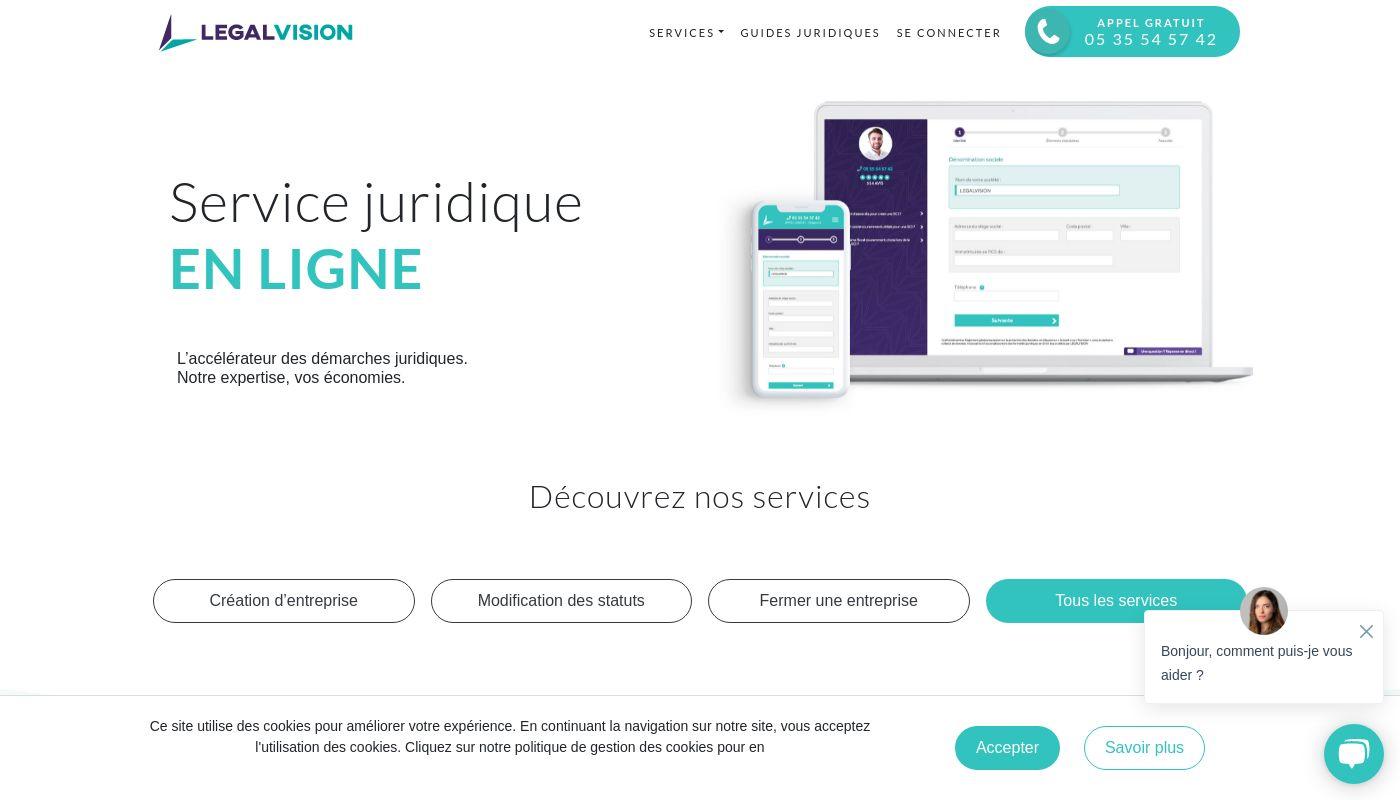 25) LegalVision.fr