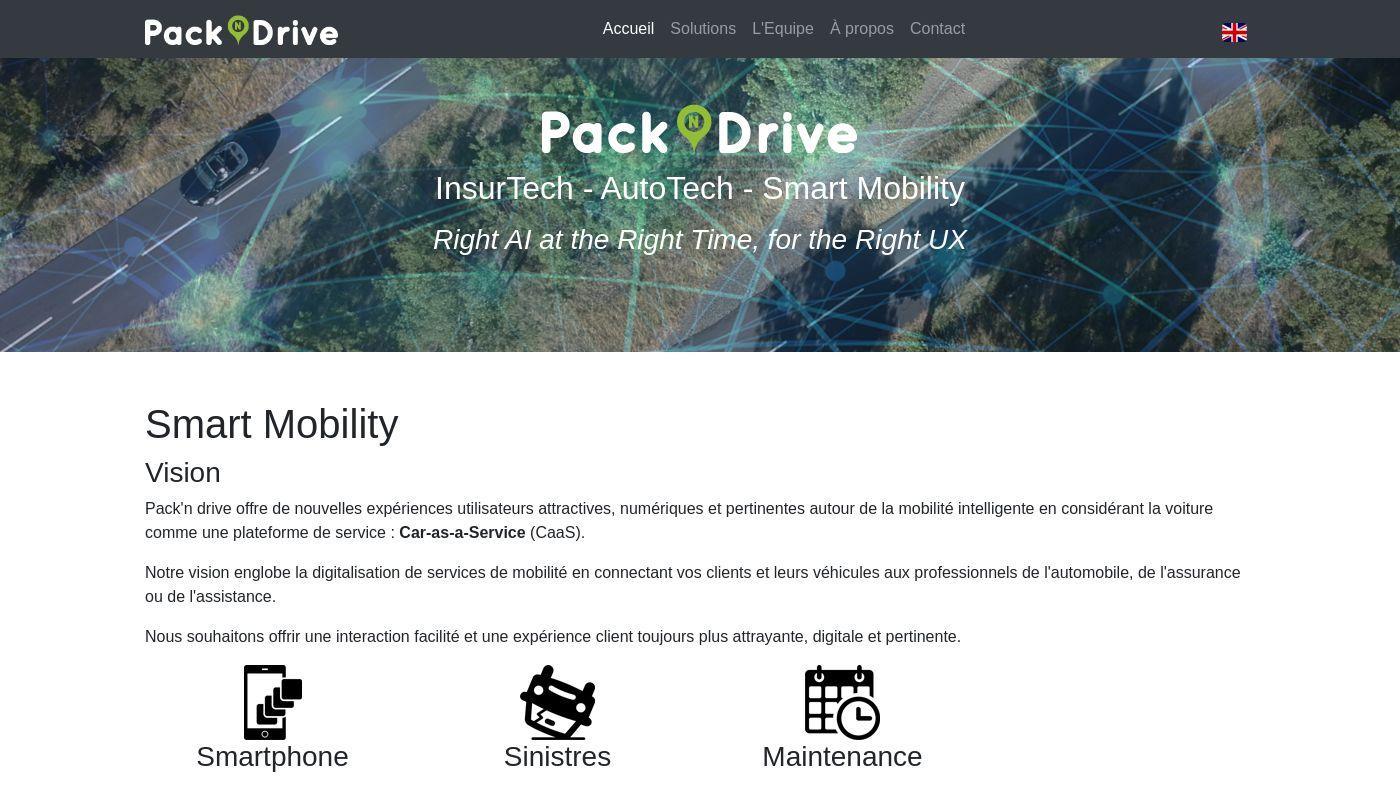28) Pack\'n Drive