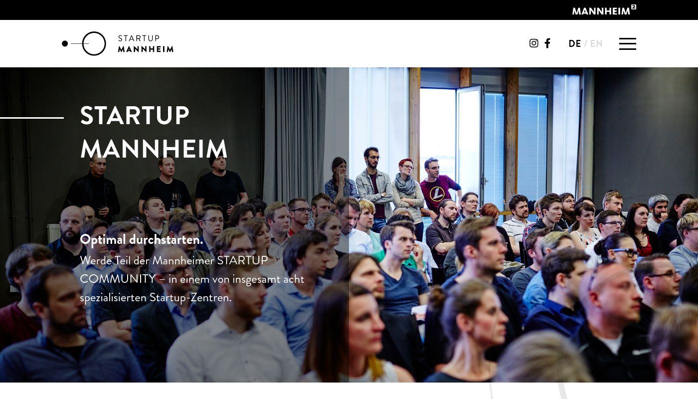 31) Startup Mannheim