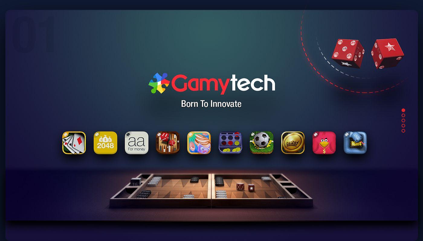 8) GamyTech