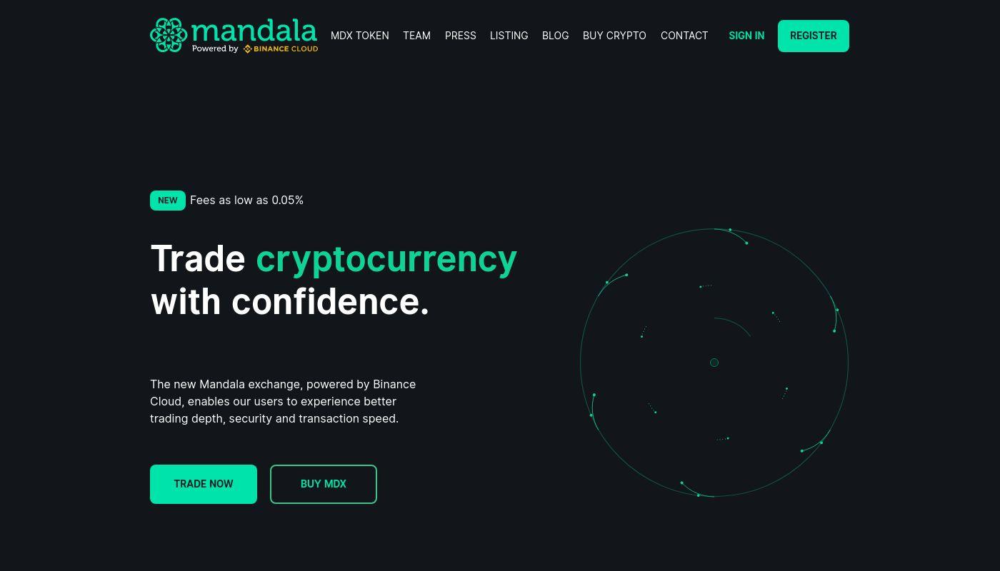 17) Mandala Exchange