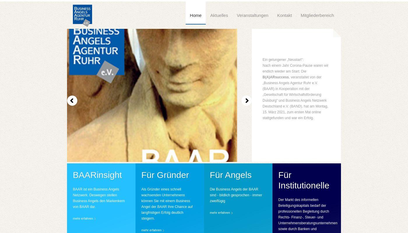 20) Business Angels Agentur Ruhr