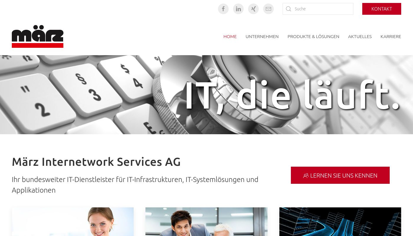 23) März Network Services