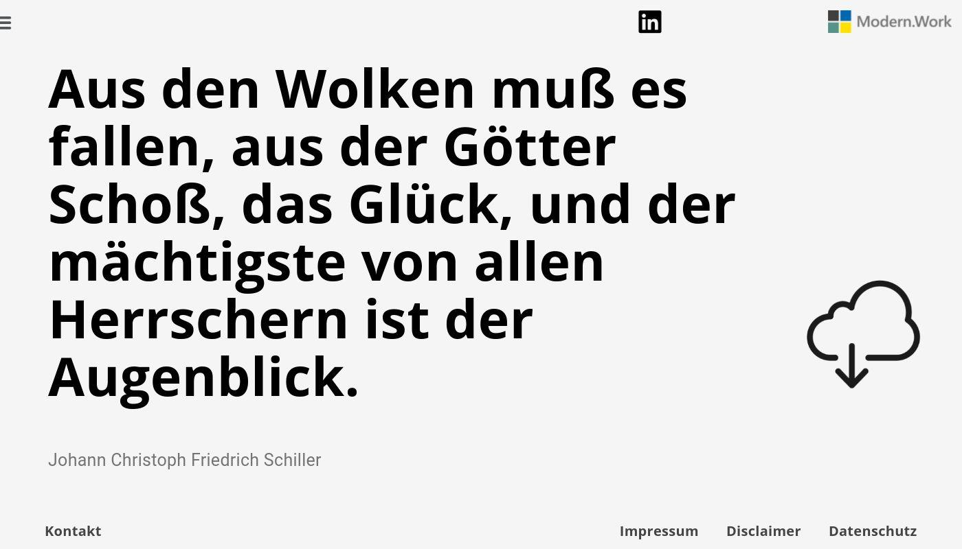 30) Modern.Work