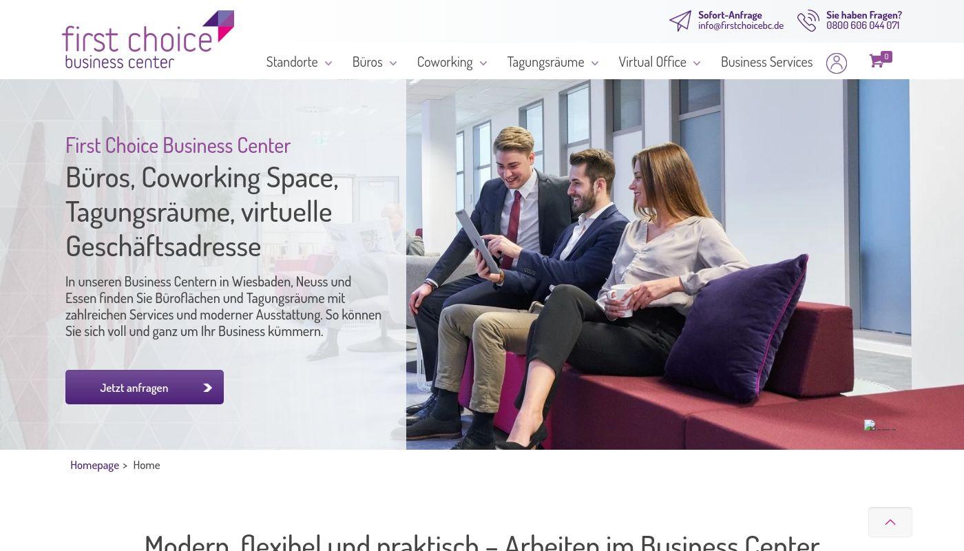 29) First Choice Business Center