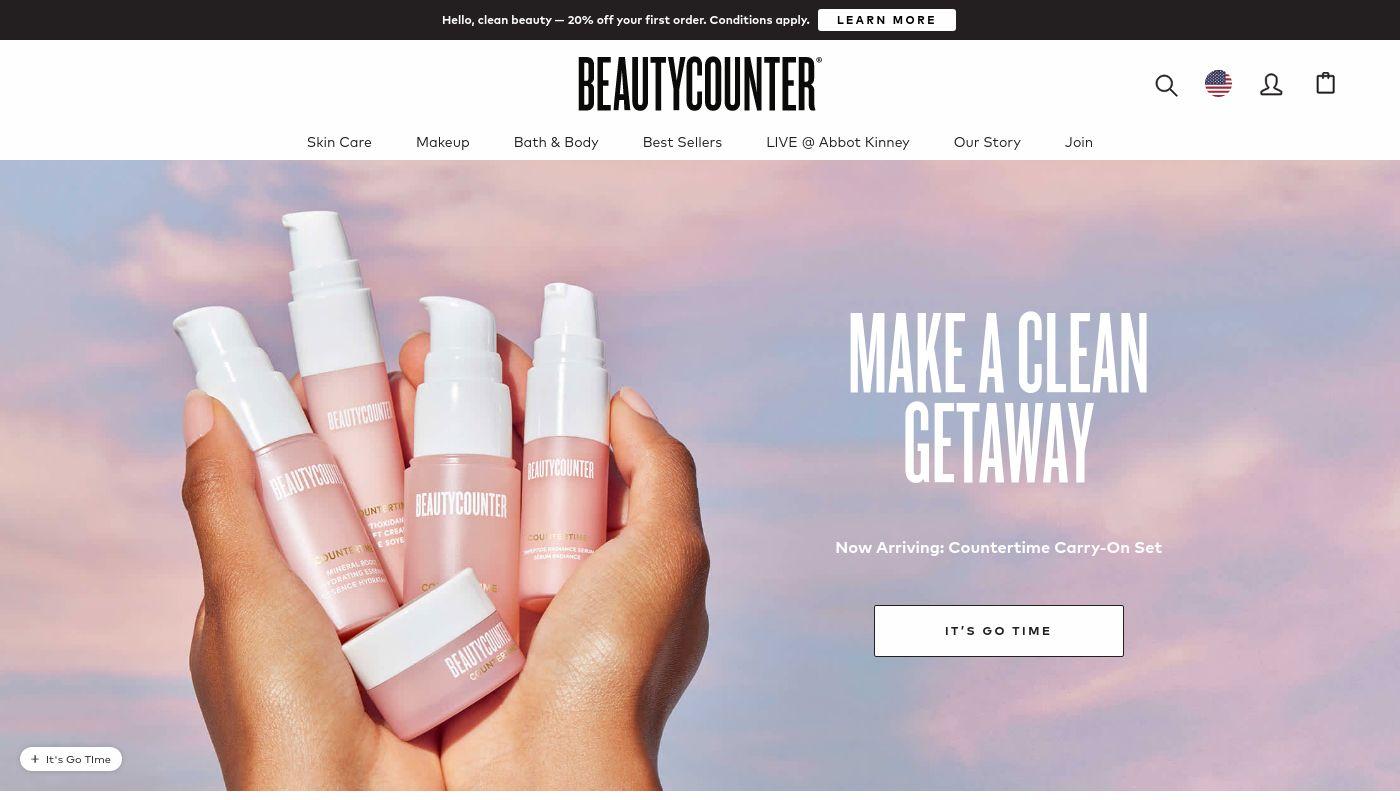 177) Beautycounter