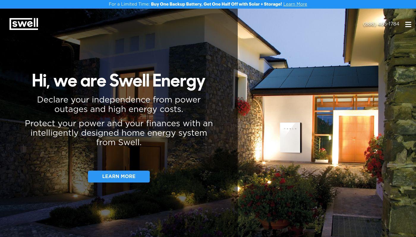18) Swell Energy