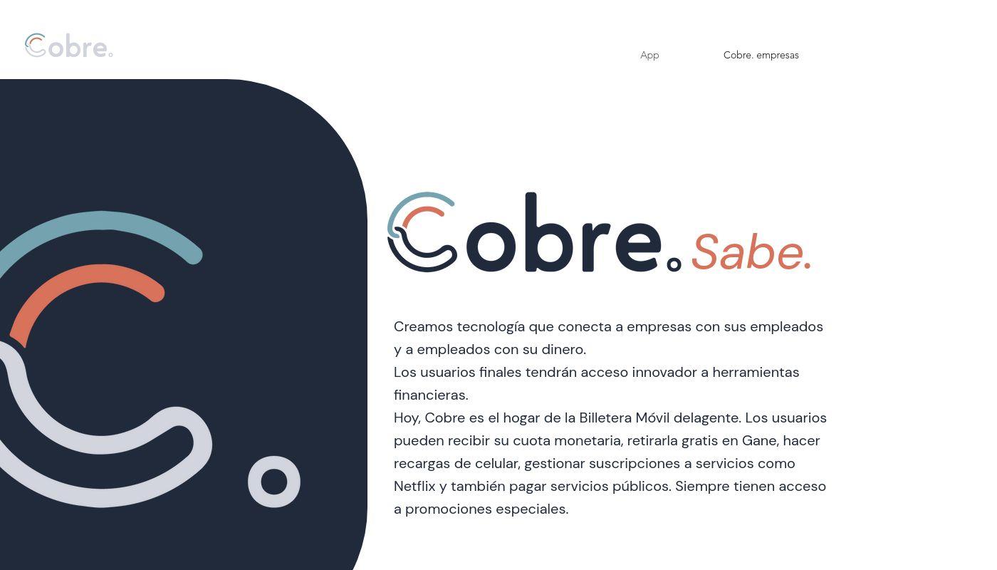 25) Cobre