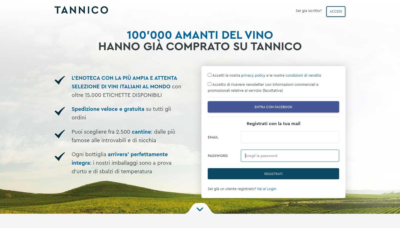 4) Tannico