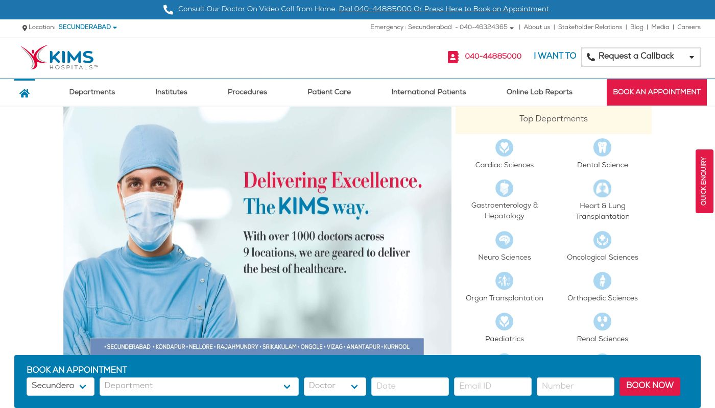 243) KIMS Hospitals