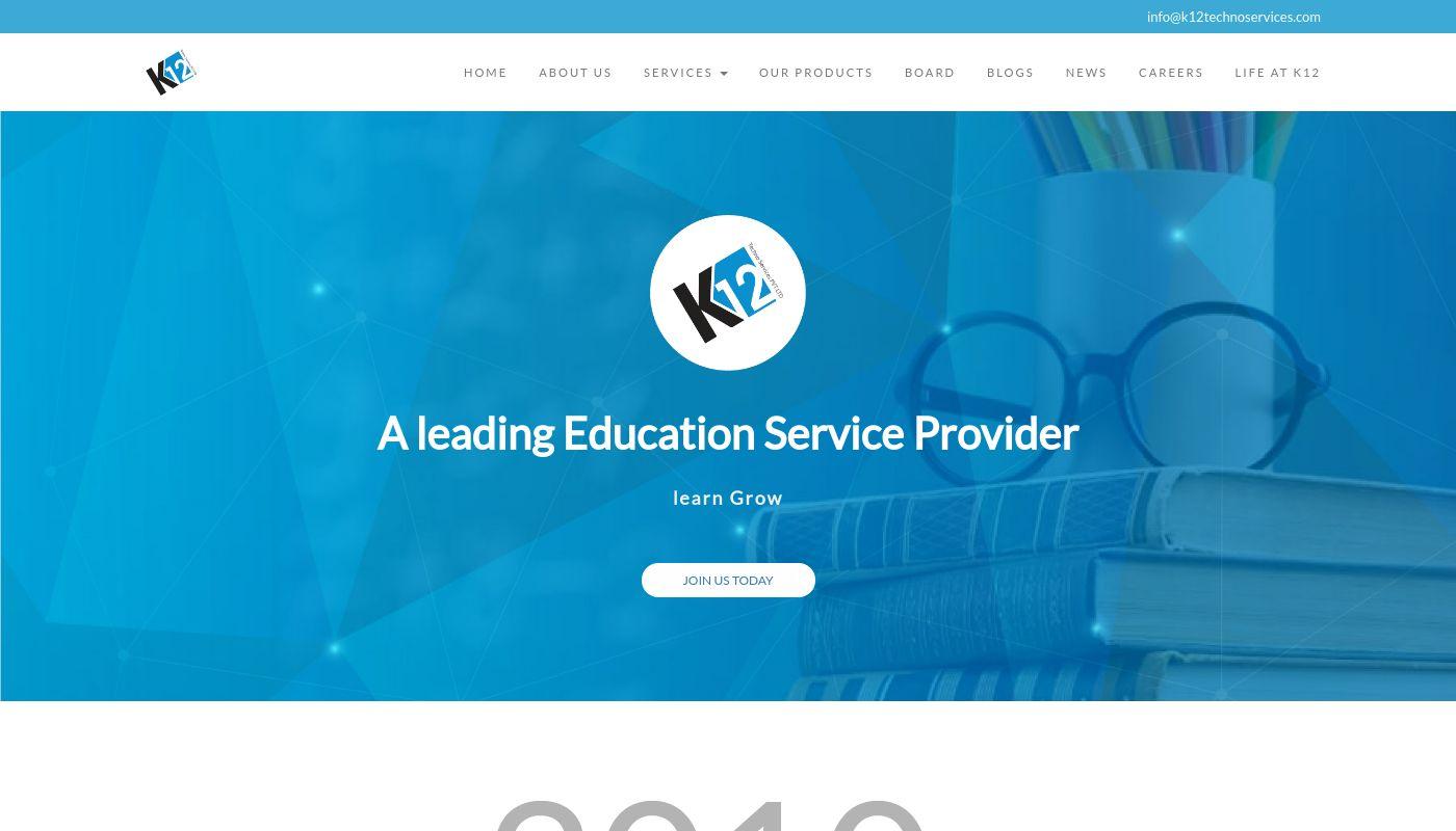 6) K-12 Techno Services