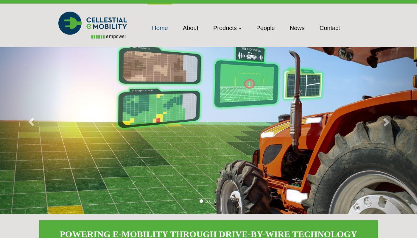 24) Cellestial E-mobility