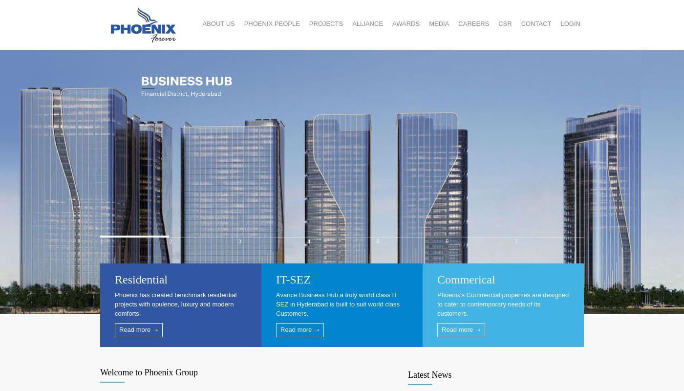 8) Phoenix Group India
