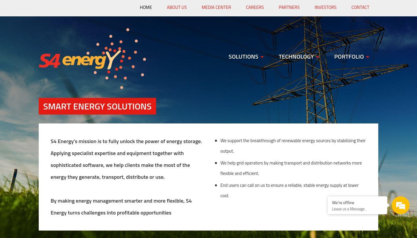 266) S4 Energy