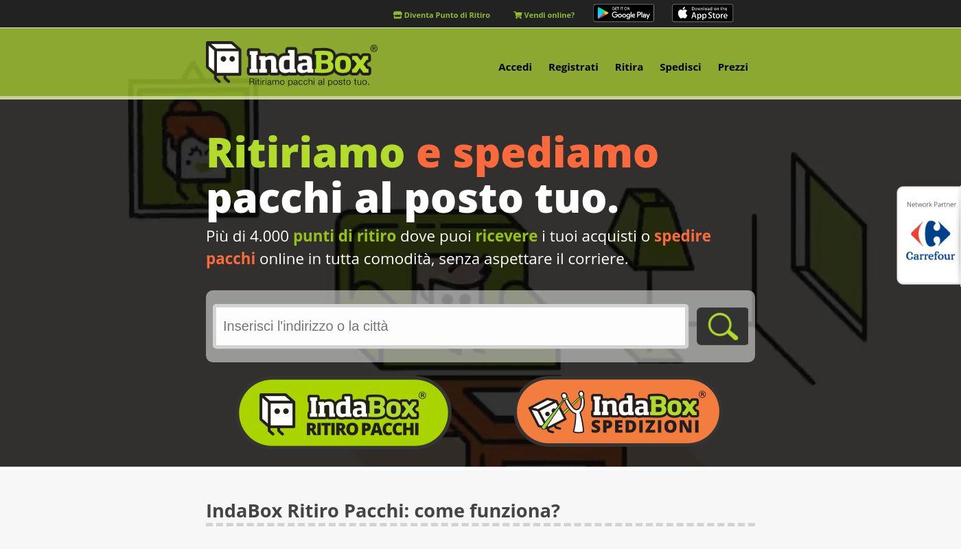 142) IndaBox