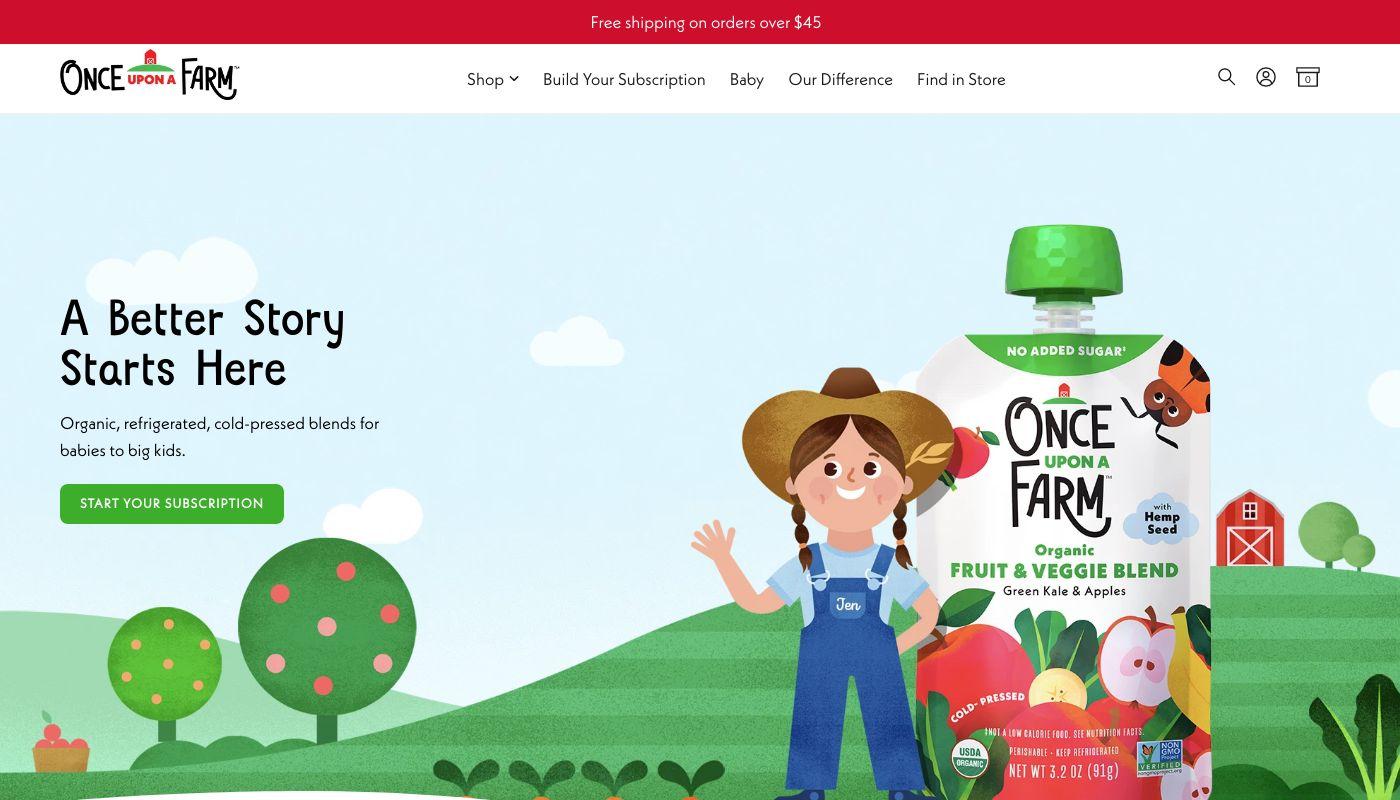 141) Once Upon a Farm