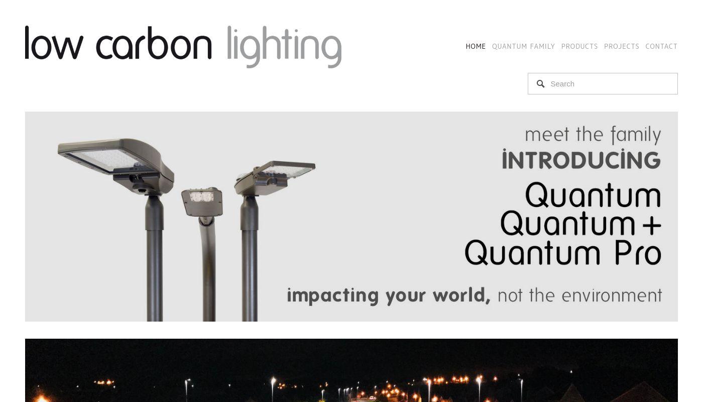 9) Low Carbon Lighting