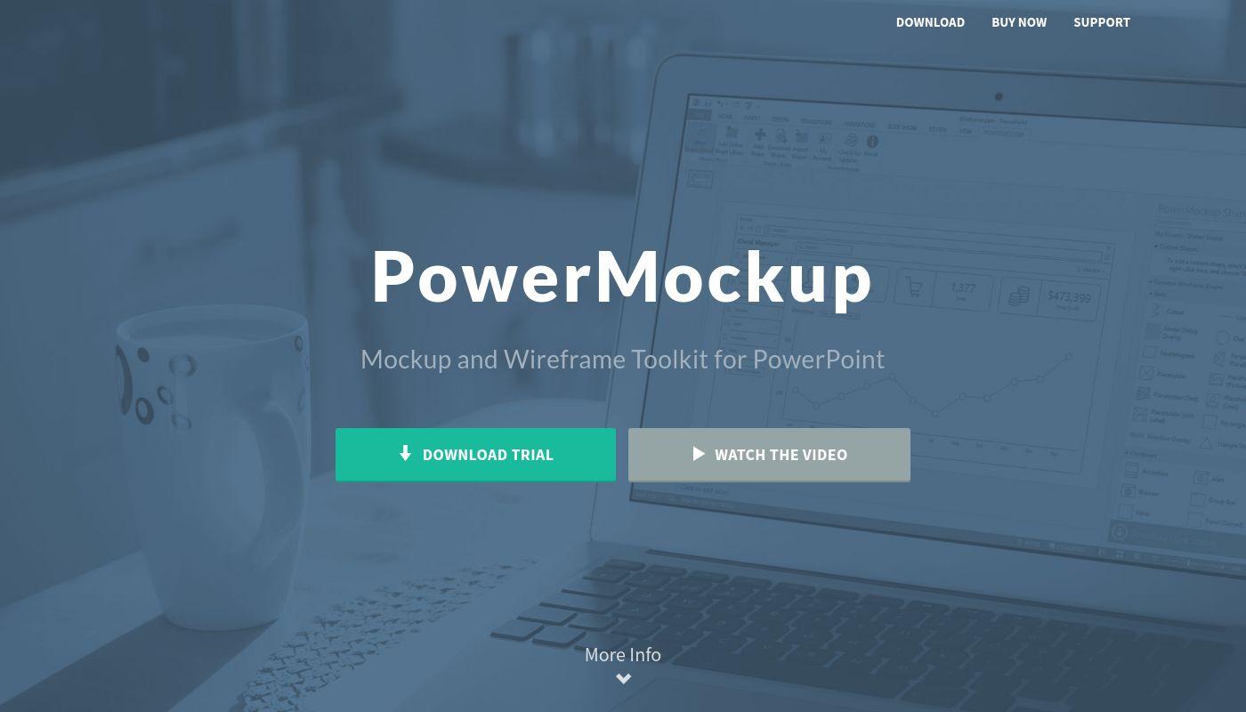 22) PowerMockup