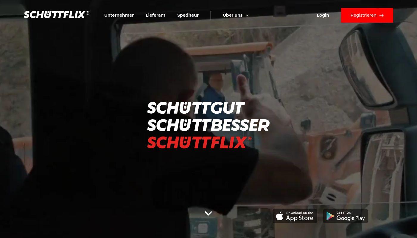 9) Schüttflix