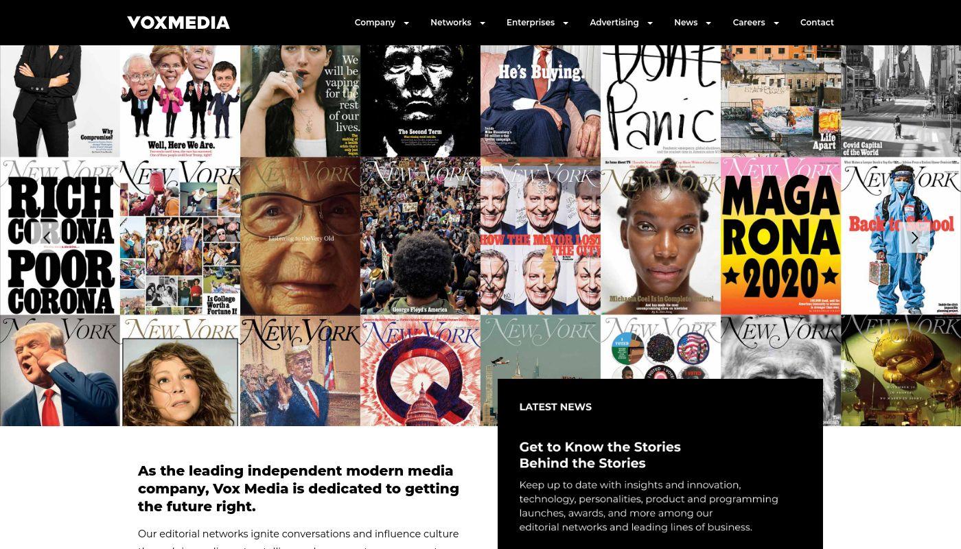5) Vox Media