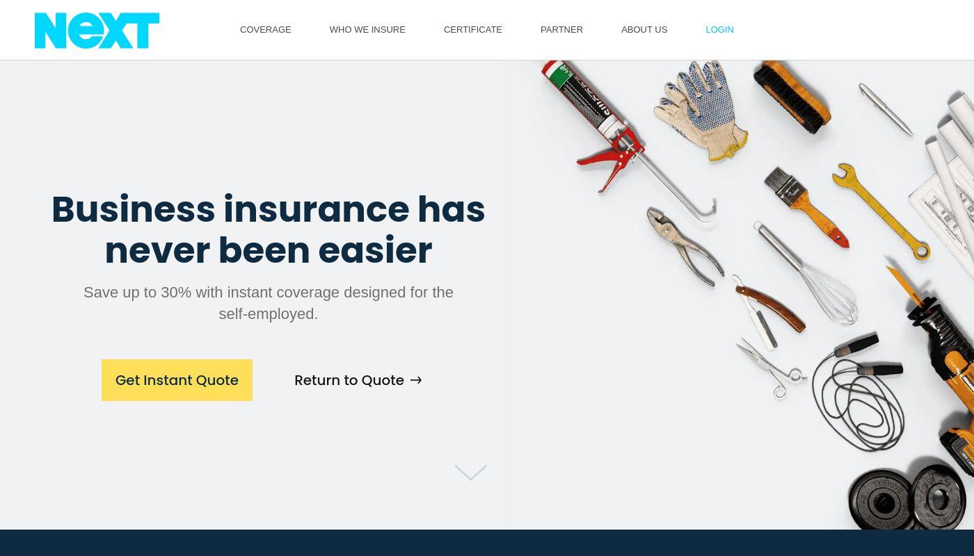20) Next Insurance