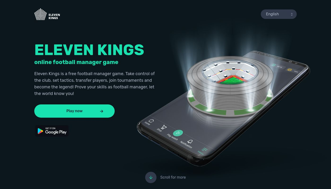 2) Eleven Kings Game
