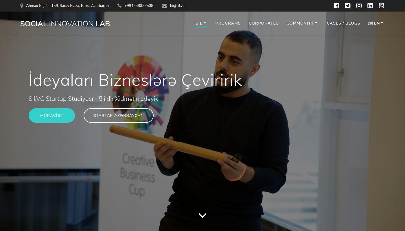 8) Social Innovation Lab
