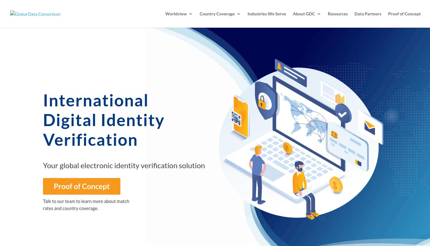 2) Global Data Consortium