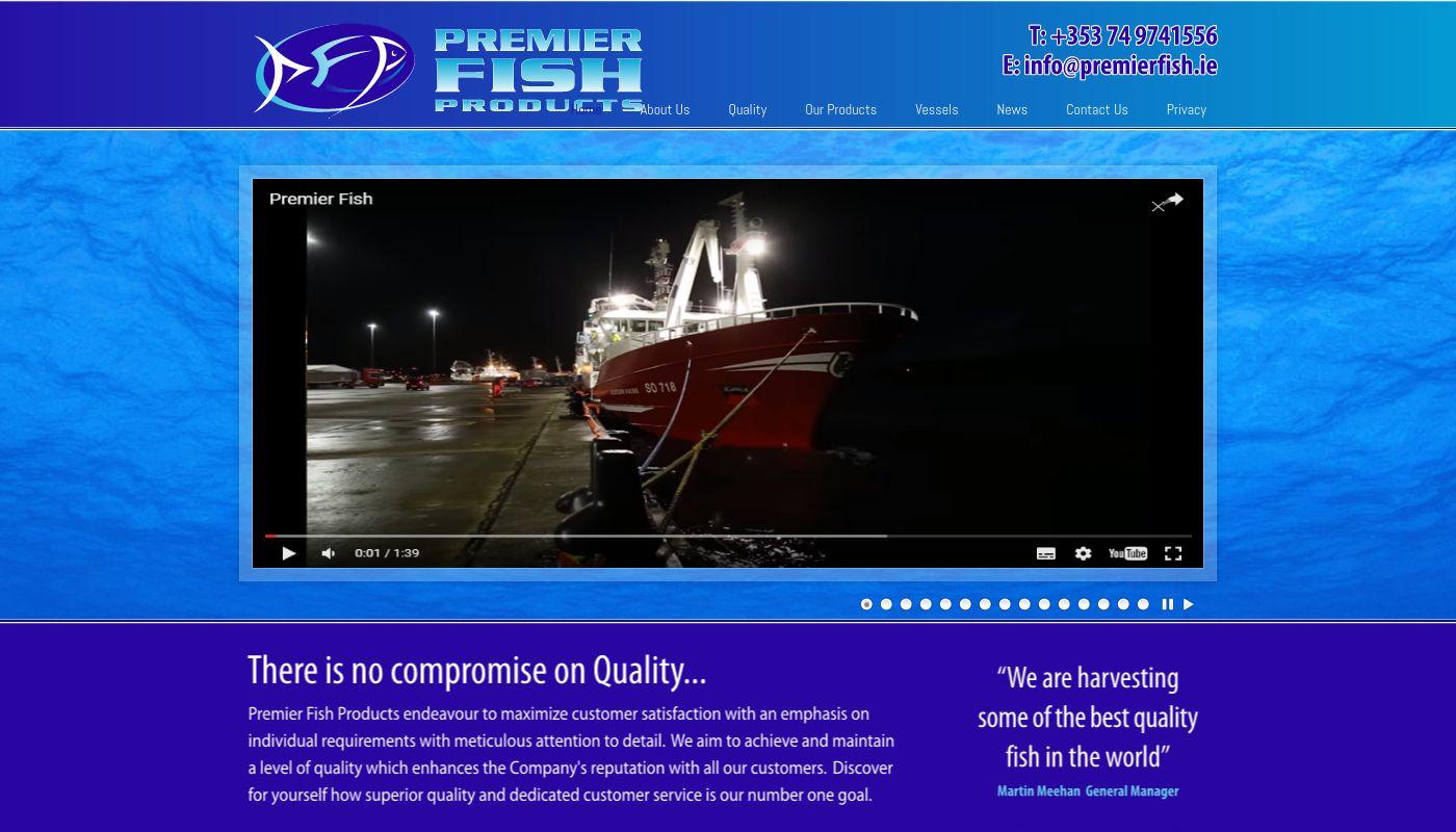 10) Premier Fish