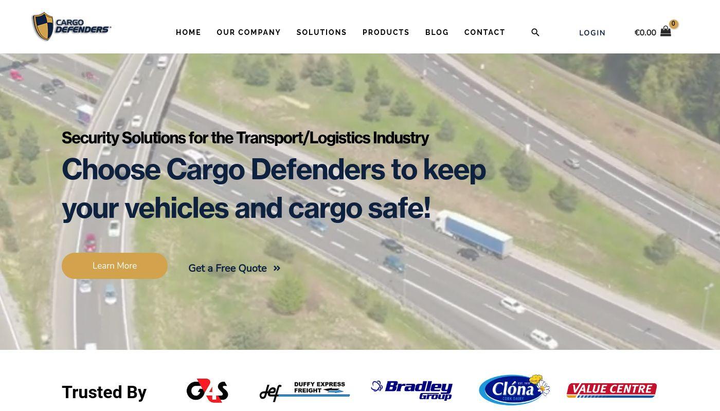 15) Cargo Defenders