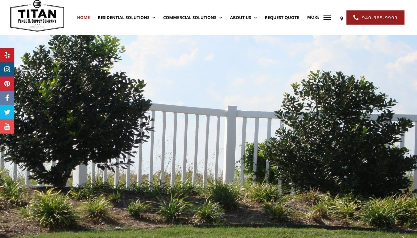13) Titan Fence & Supply