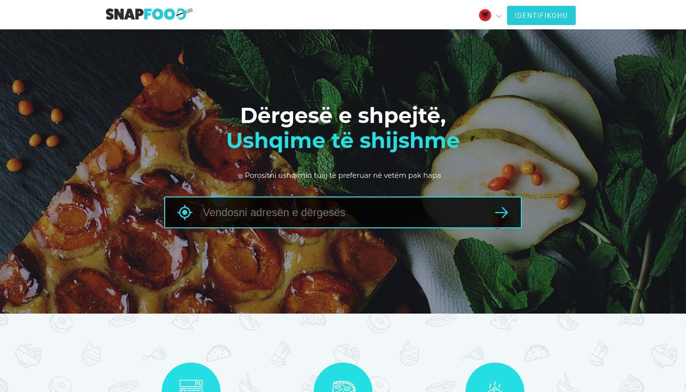 6) Snapfood