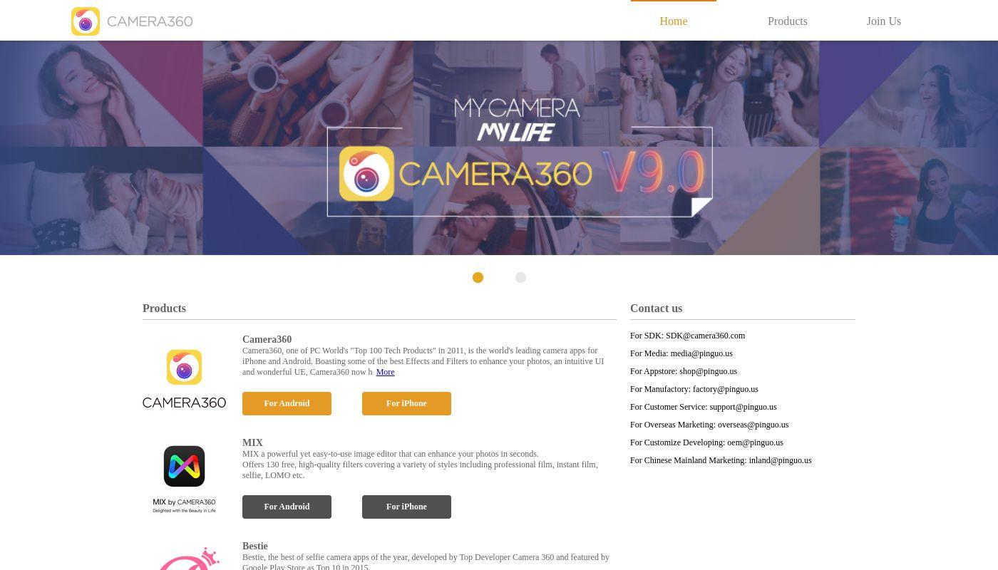 16) Camera360
