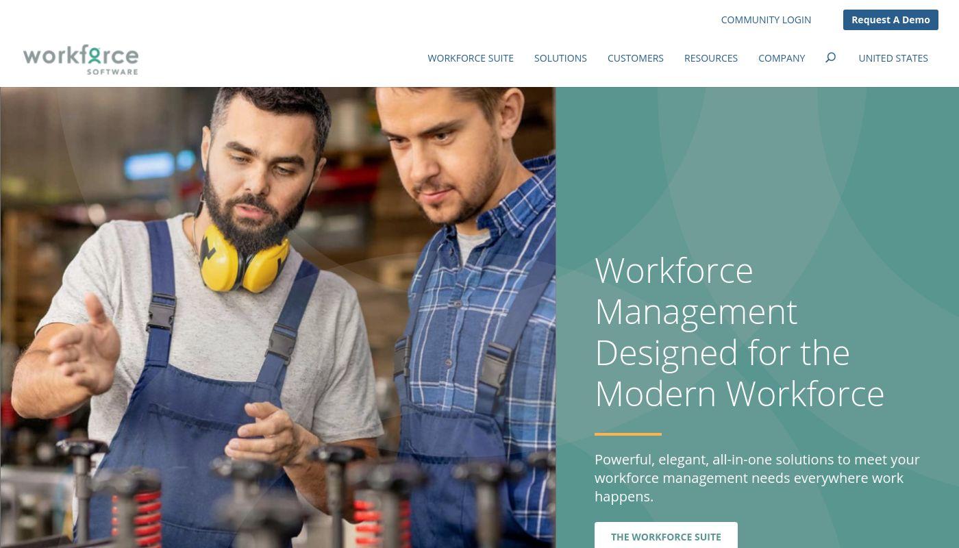 14) WorkForce Software