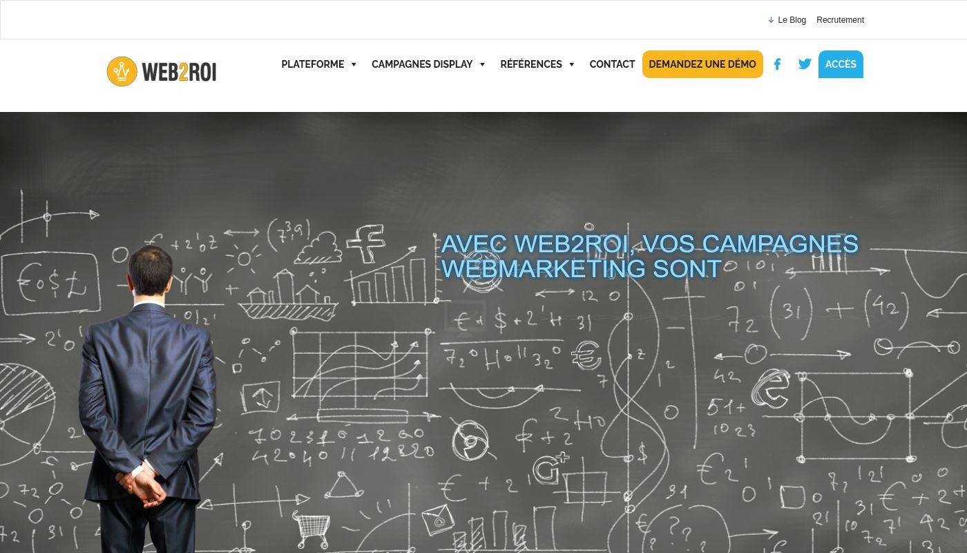 6) Web2roi