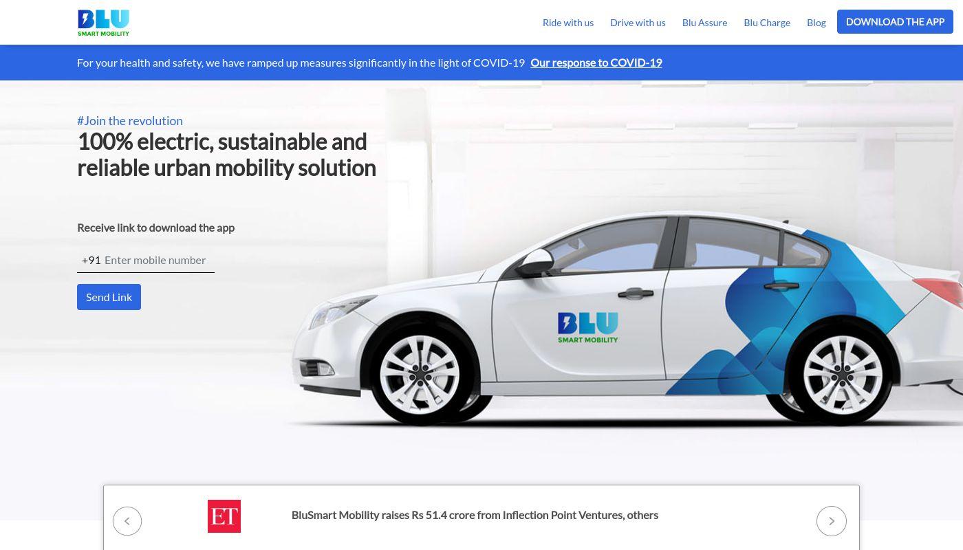 201) BluSmart Mobility