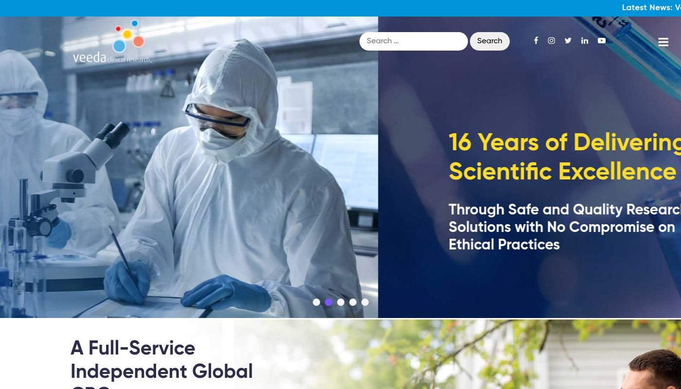 50) Veeda Clinical Research