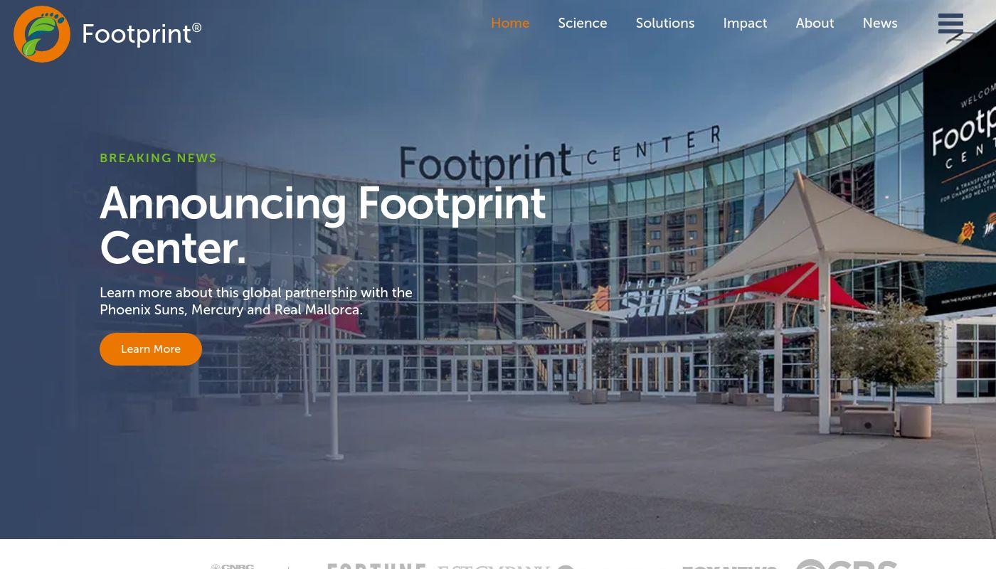 6) Footprint