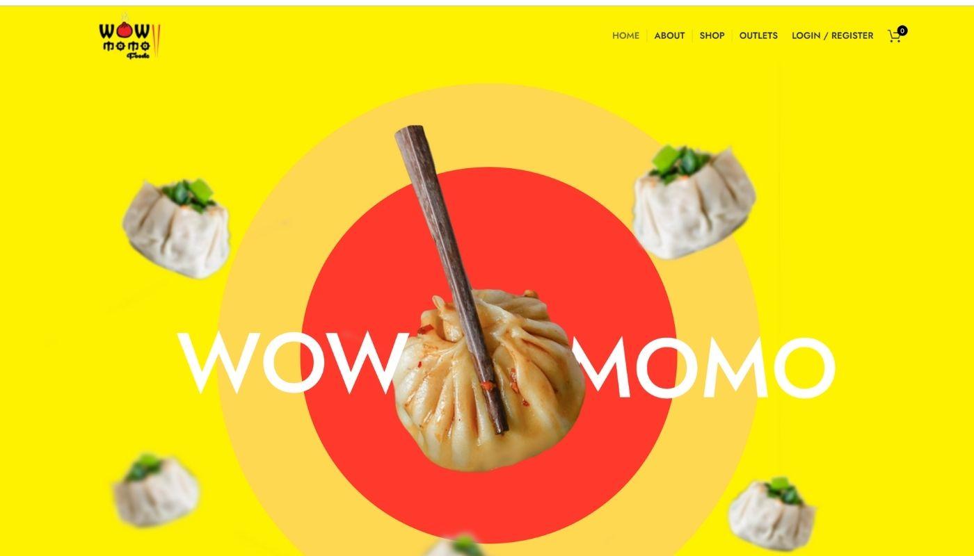 16) Wow! Momo