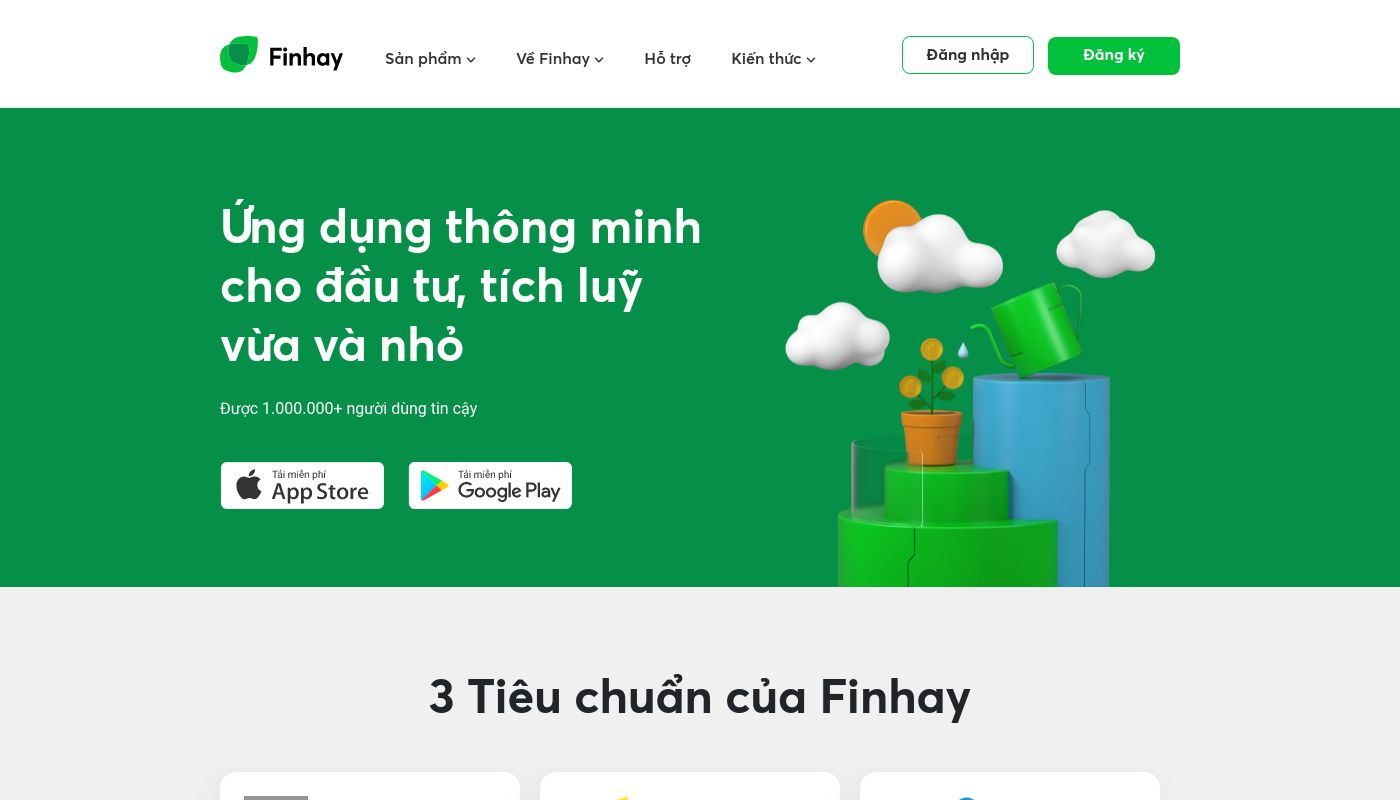 3) Finhay