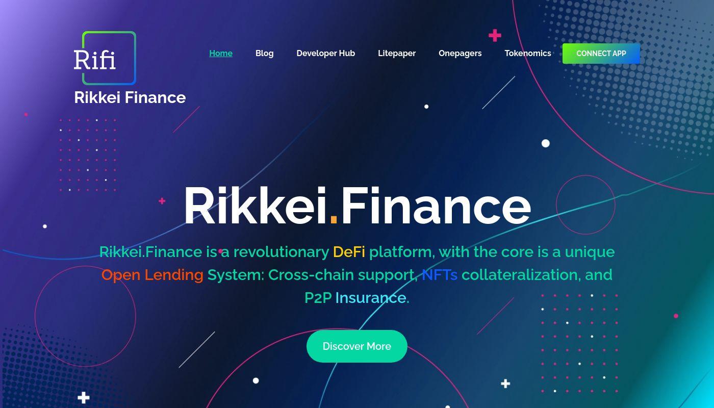 258) Rikkei Finance