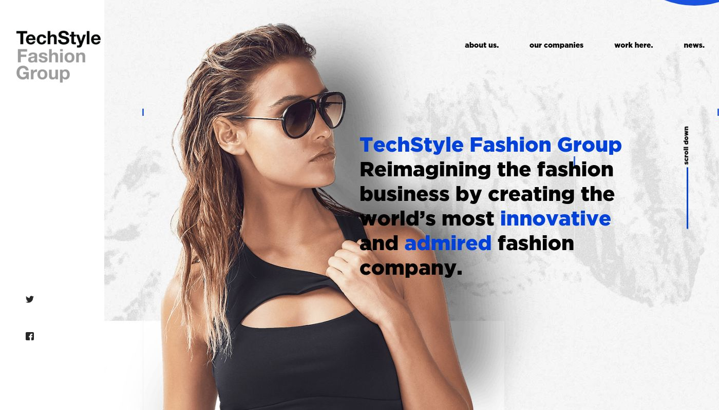 19) TechStyle Fashion Group