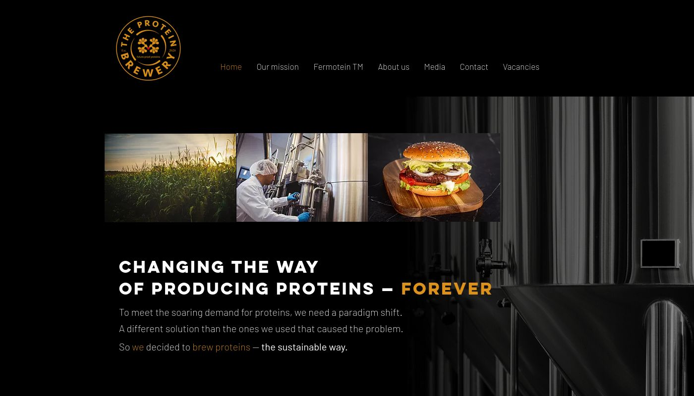 56) The Protein Brewery