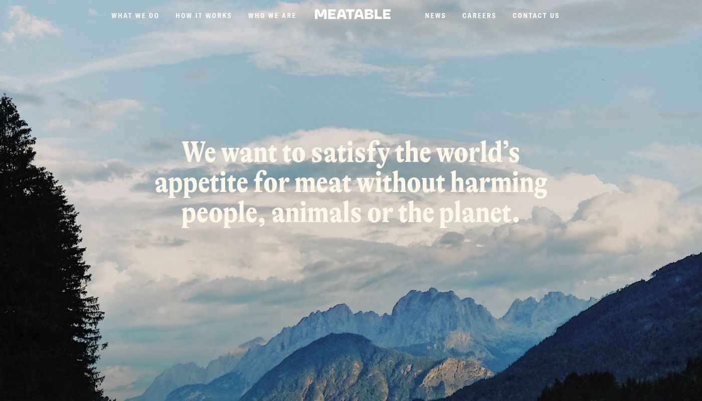 19) Meatable