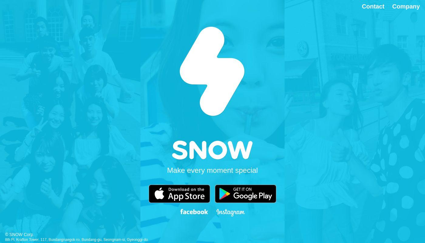 40) Snow Corporation