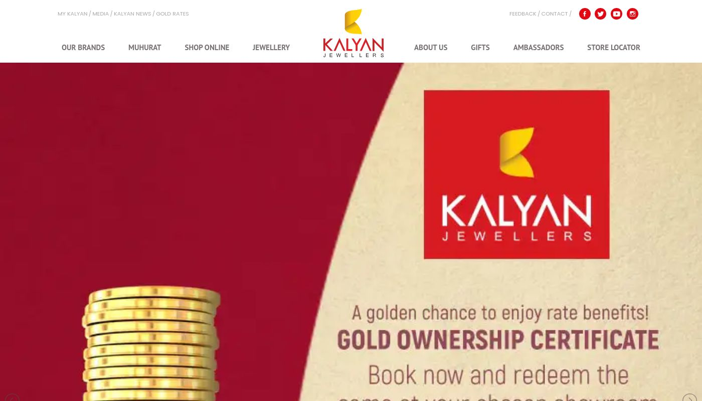 49) Kalyan Jewellers